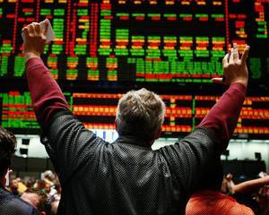 Рынки США пережили рекордный спад