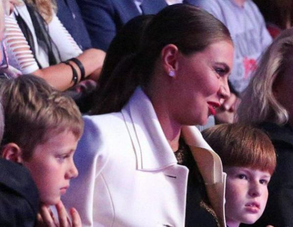 Alina Kabaeva i-a scos în lume pe cei doi fii ai săi?