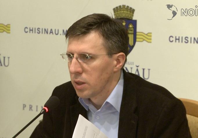 Chirtoacă și-a prezentat raportul pe fundalul pichetărilor și protestelor (VIDEO)