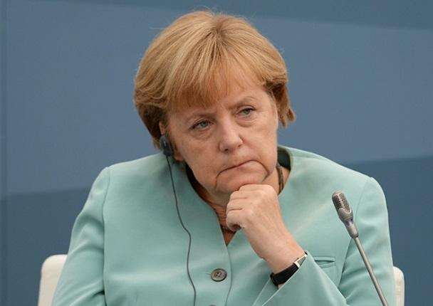 Вхождение Крыма в состав России противоречит международному праву - Меркель