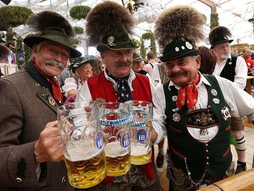 Ce s-a interzis anul acesta la Oktoberfest din Munchen