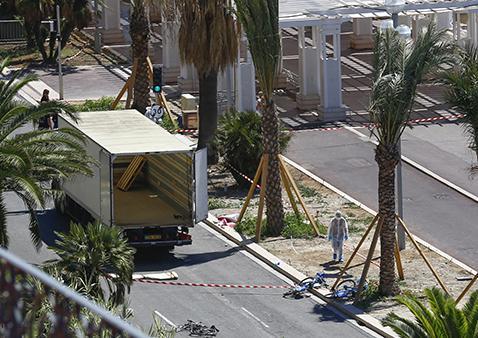 Atacul sîngeros de la Nisa a fost revendicat de ISIS