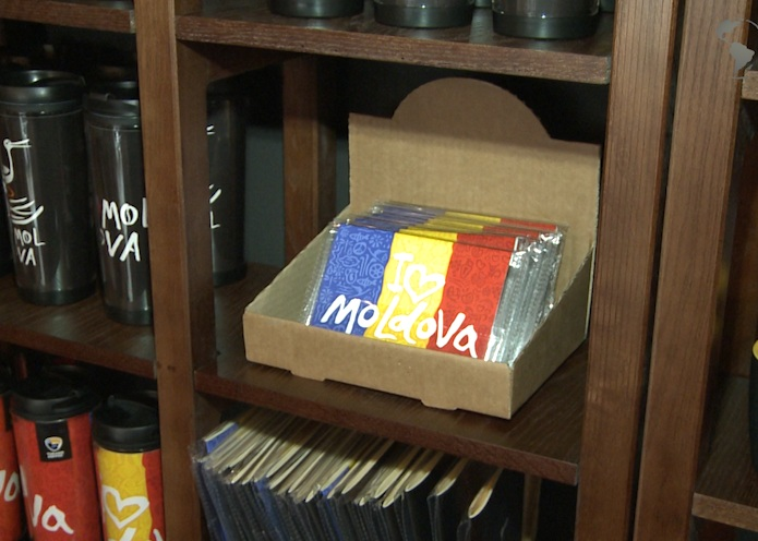 A fost lansată prima linie de suvenire a brandului turistic al Moldovei (VIDEO)
