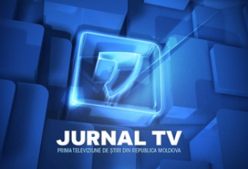 Атака на телеканал Jurnal TV (ВИДЕО)