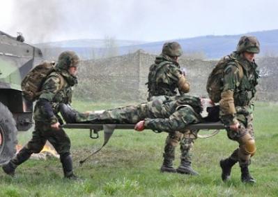 Солдат Национальной армии умер во время подготовки техники к зимнему сезону