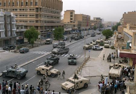 Неизвестные захватили заложников в ТЦ в Багдаде, семь человек убиты