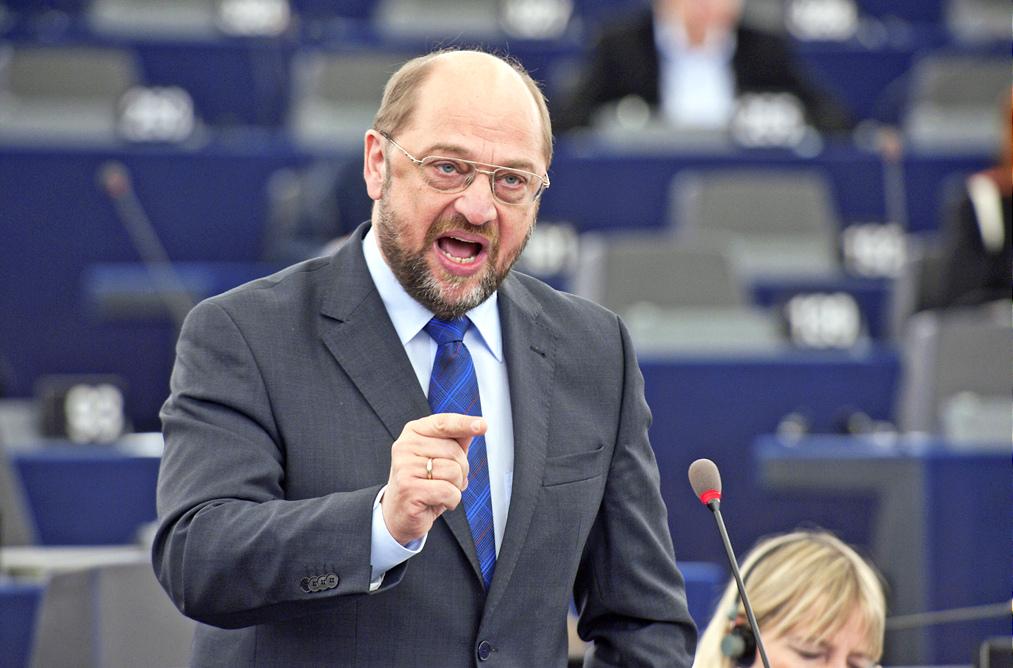 Шульц: Проблемы возникают потому, что не все страны согласились принять у себя беженцев
