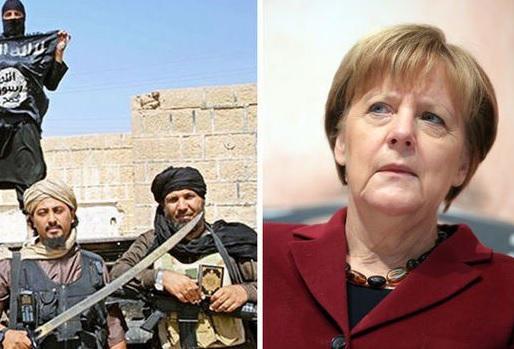 Statul Islamic îşi îndeamnă prozeliţii din Germania să atace biroul lui Merkel