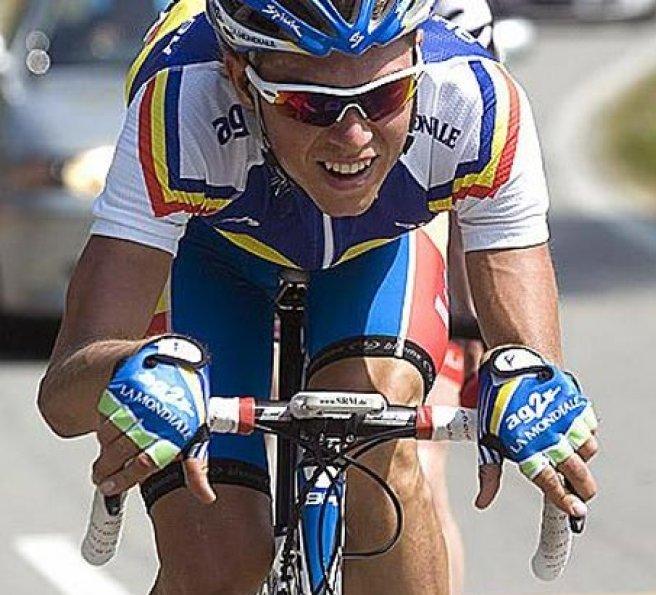 Молдавский велогонщик Александр Плюшкин стал чемпионом в Дубае