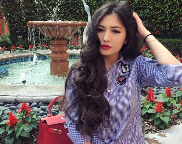 Роскошная жизнь таджикской принцессы (ФОТО)